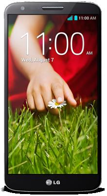 החלפת מסך LG G2