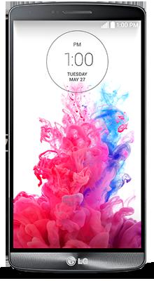 החלפת מסך LG G3