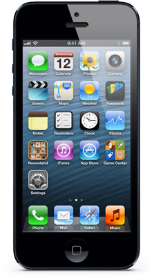 תיקון אייפון 5