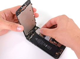 תיקון מסך אייפון 5